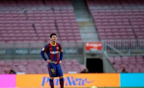 Messi confirma adeus ao FC Barcelona: