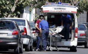 Covid-19: Irão com mais de 500 mortos nas últimas 24 horas