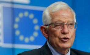 UE ameaça Bielorússica caso país continue a violar normas internacionais - Borrell