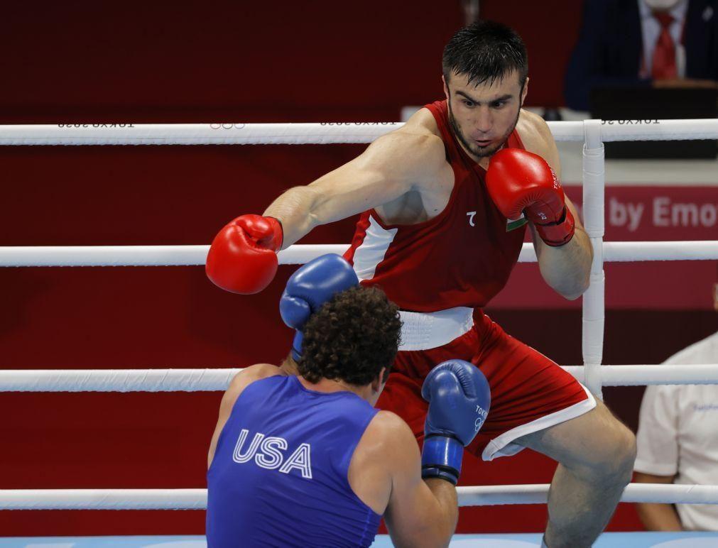 Tóquio2020: Uzbeque Bakhodir Jalolov com o ouro super-pesado no pugilismo