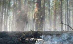 Rússia retira habitantes de duas aldeias na Sibéria por causa dos incêndios