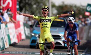 Frederico Figueiredo vence quarta etapa, Alejandro Marque segura amarela na Volta a Portugal
