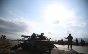 Talibãs controlam Taloqan, terceira capital provincial conquistada hoje