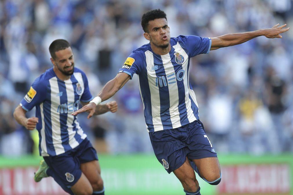 FC Porto vence Belenenses SAD e junta-se a rivais na frente da I Liga
