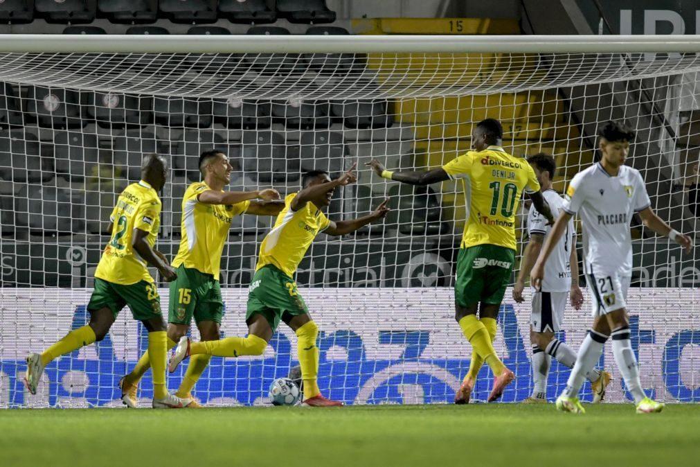 Paços de Ferreira estreia-se na Liga com vitória sobre Famalicão
