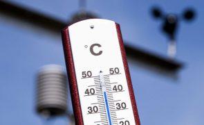 Temperaturas subirão na Europa a ritmo superior à média mundial
