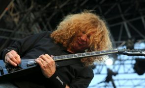 Festival VOA -- Heavy Rock anuncia Avenged Sevenfold e Megadeth para 2022