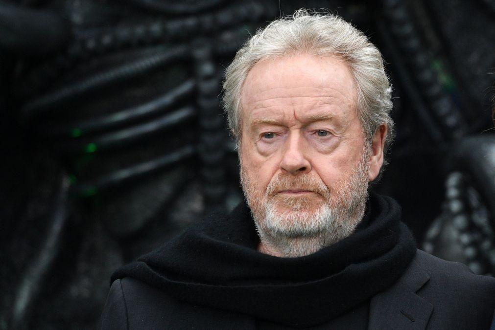 Festival de Veneza distingue realizador Ridley Scott por contributo para o cinema
