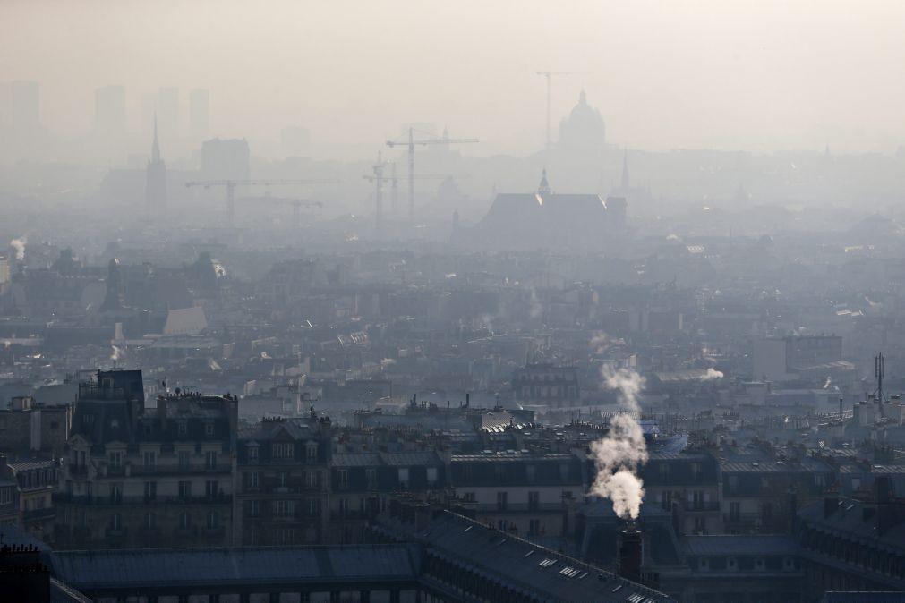 Clima: Paris alerta para