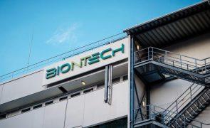 BioNTech passa de prejuízo a lucro de quase 4 milhões de euros