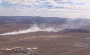 Incêndios florestais na Sibéria agravam-se e fumo chega ao Polo Norte