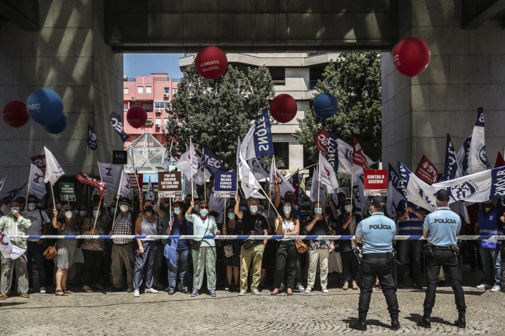 CGD diz que adesão à greve foi de 20% mas sindicato contesta