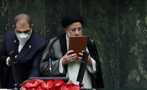 Irão quer manter capacidade de dissuasão no Golfo e defender direitos no nuclear