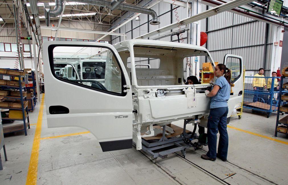 Exportações de componentes automóveis caem 1,4% face a junho de 2019