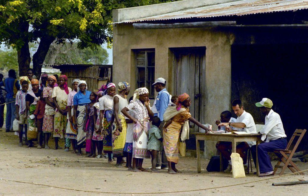 Covid-19: Moçambique anuncia mais 15 óbitos, 725 casos e 4.486 recuperações