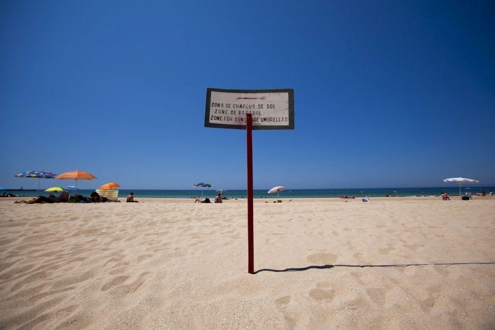 Homem encontrado morto na mata da praia de João D'Arens em Portimão