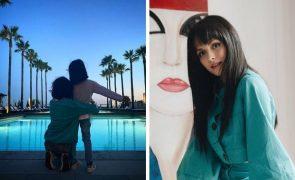 Beatriz Barosa já conhece as filhas de Manuel Marques e revela-se