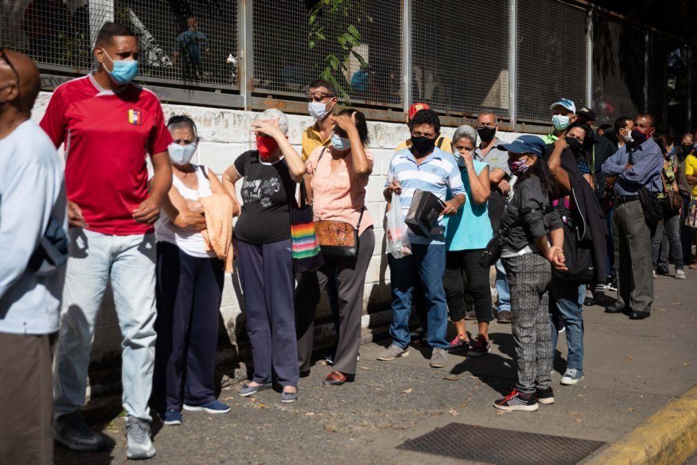 Venezuela: Inflação acumulada atinge 415,7% até julho