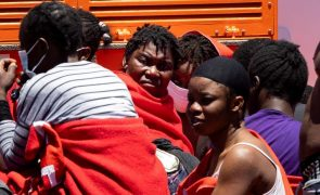 43 pessoas desembarcaram na Gran Canária de madrugada