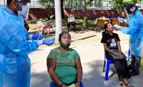 Covid-19: Timor-Leste com 138 novos casos e um morto nas últimas 24 horas