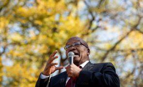 Julgamento de ex-Presidente Zuma adiado para 9 de setembro