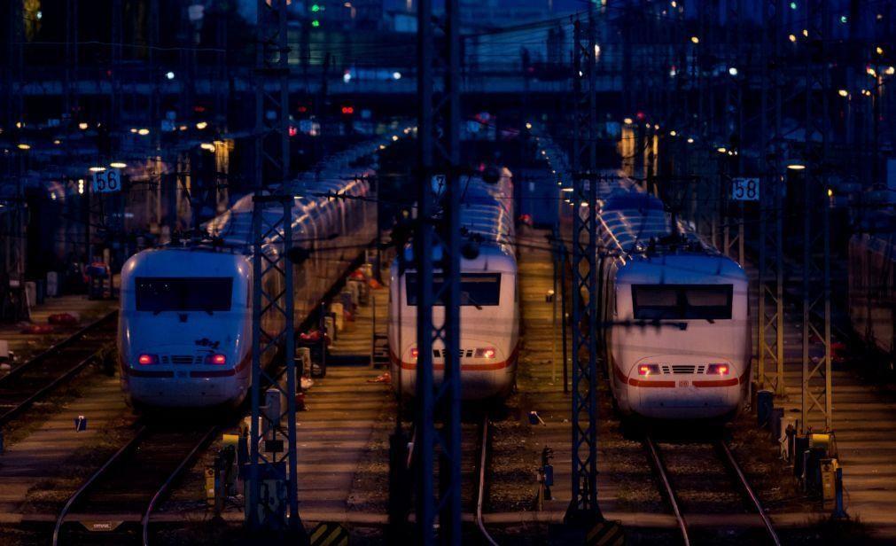 Sindicato dos maquinistas alemães apela para greve nacional