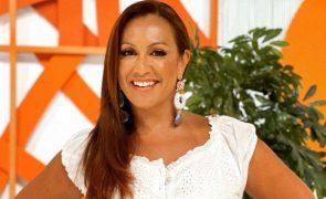 Susana Dias Ramos sofre de distúrbio hormonal. Engordou 18 quilos após morte do pai
