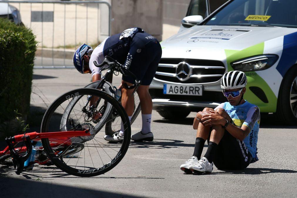 Volta: Atum General-Tavira, de Marque, perde dois ciclistas devido a um caso de covid-19