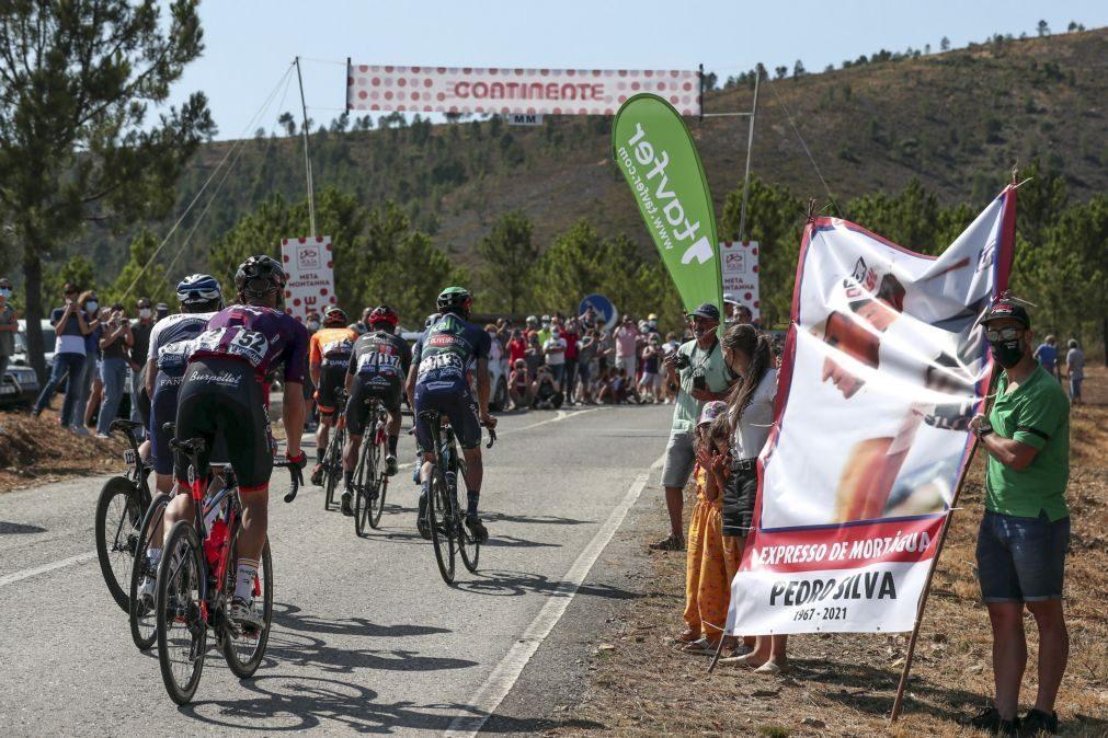 Volta: Euskaltel-Euskadi retira-se da prova após dois casos suspeitos de covid-19
