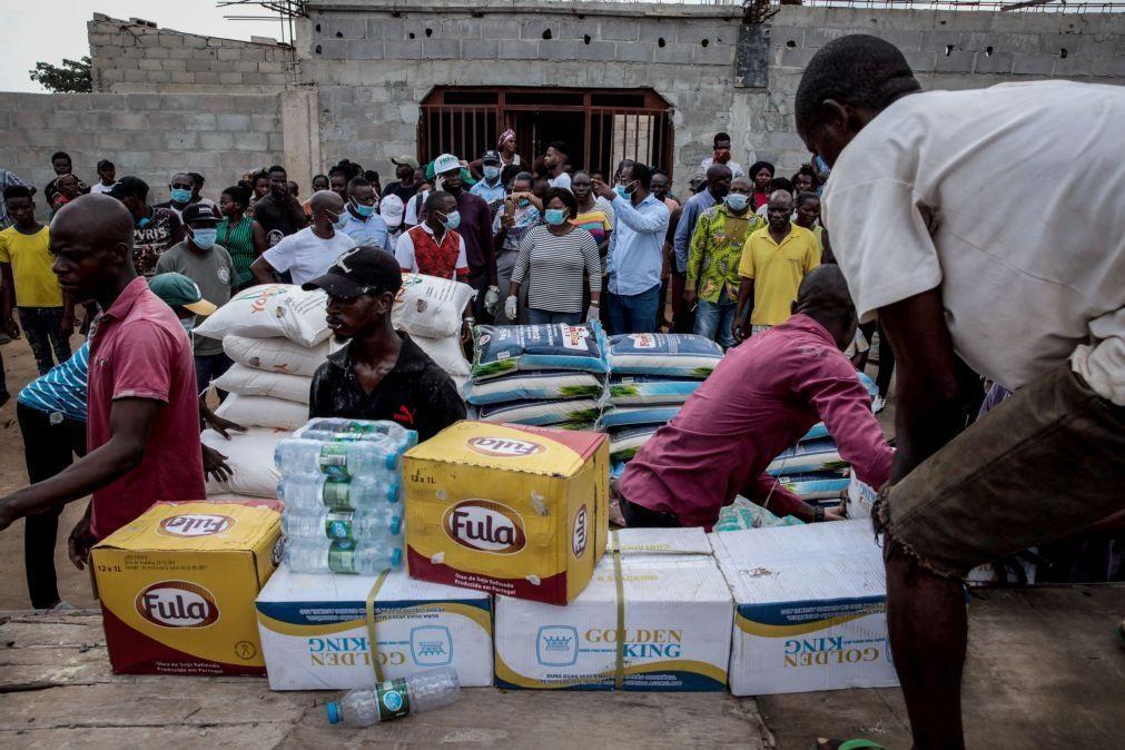 Angola e FAO realizam em todo o país diálogo para promover sistema alimentar sustentável