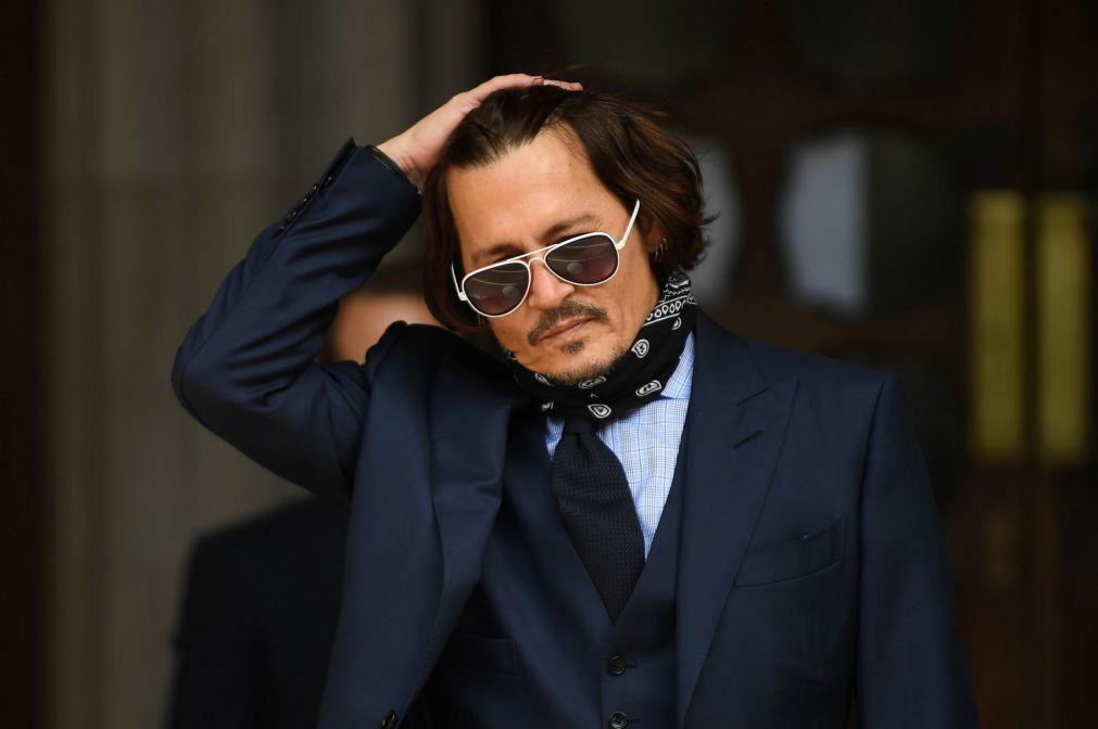 Realizadoras condenam atribuição de prémio a Johnny Depp pelo Festival de San Sebastián
