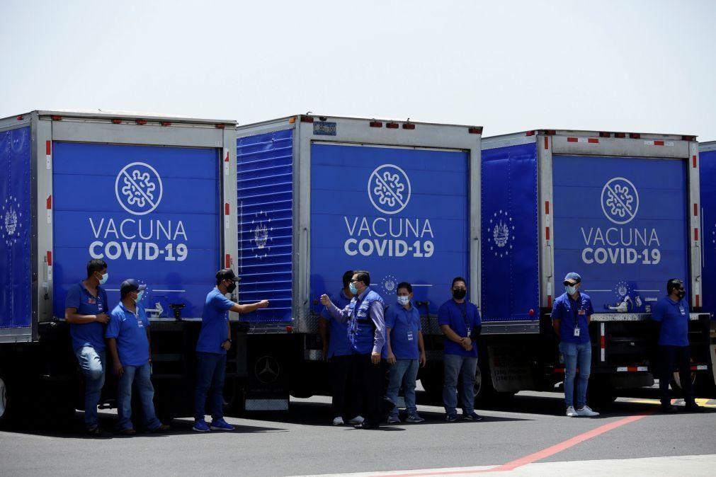 Covid-19: Distribuição Internacional de vacinas totaliza 380 milhões de doses
