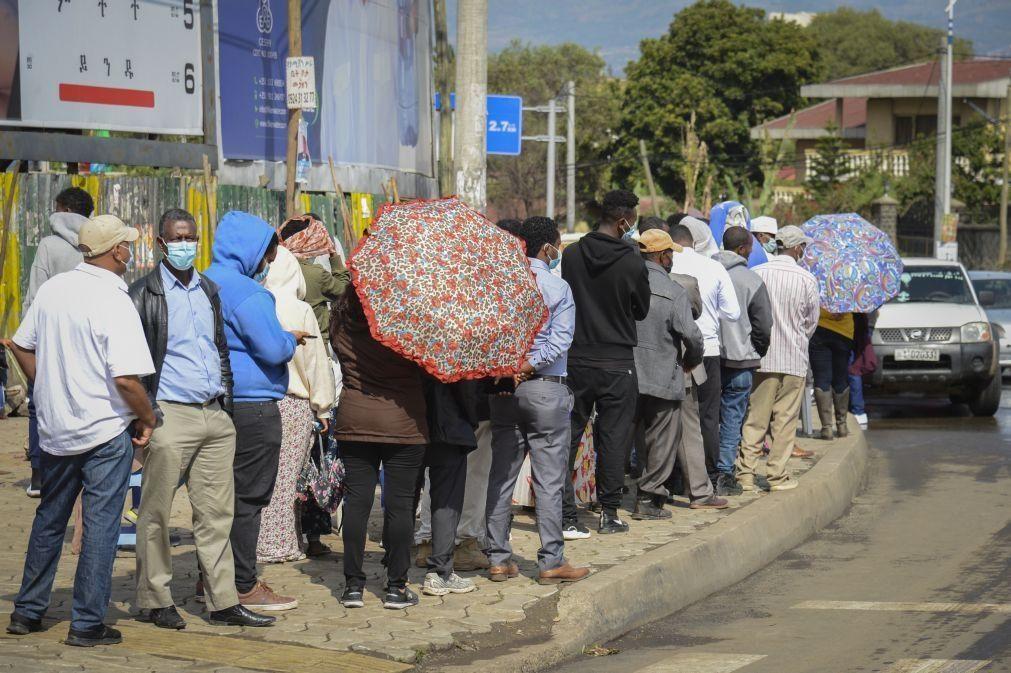 Etiópia: Governo apela a alistamento de todos os etíopes