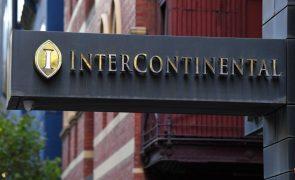 Grupo InterContinental Hotels passa de prejuízo a lucro de 41 ME no 1.º semestre