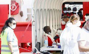 Covid-19: Itália com 5.600 novos casos e mais ocupação hospitalar em várias regiões