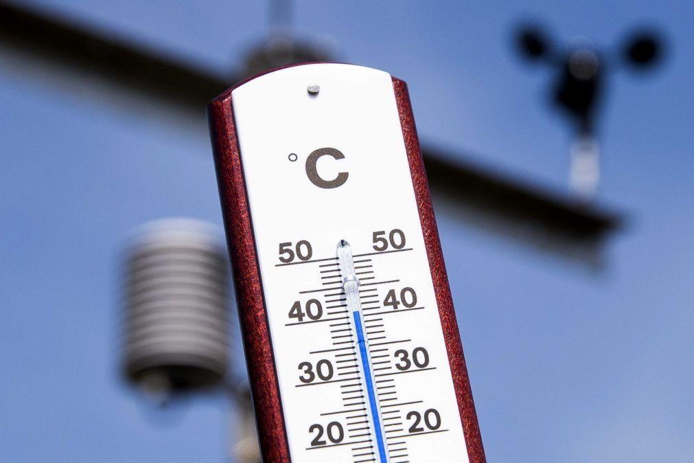 Temperaturas sobem no continente até domingo e risco de incêndio agrava-se - IPMA