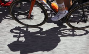 Volta: Hollyman vence quinta etapa e Daniel Freitas é o novo camisola amarela
