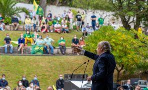 Autárquicas: PSD impugna em tribunal candidatura de Santana Lopes à Figueira da Foz
