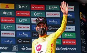 Volta: Daniel Freitas inicia defesa da amarela na sexta etapa com chegada a Fafe