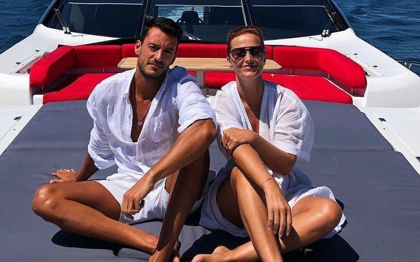 Tudo sobre as férias de Ruben Rua e Cristina Ferreira em iate de luxo