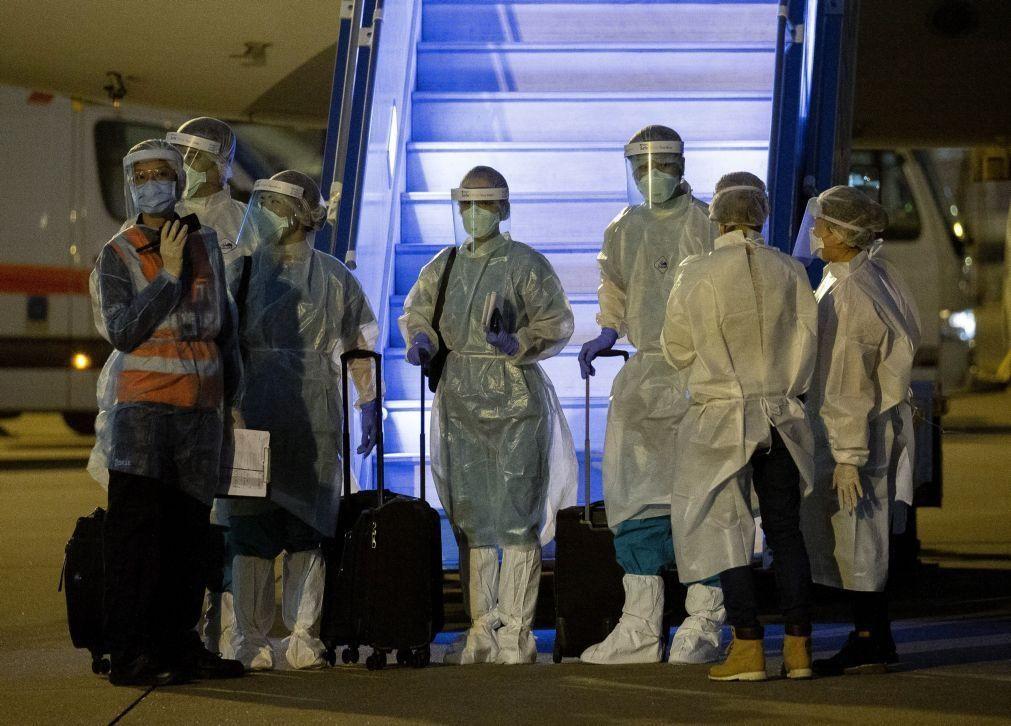 Covid-19: Próxima semana essencial para saber se existem contágios em Macau - Autoridades