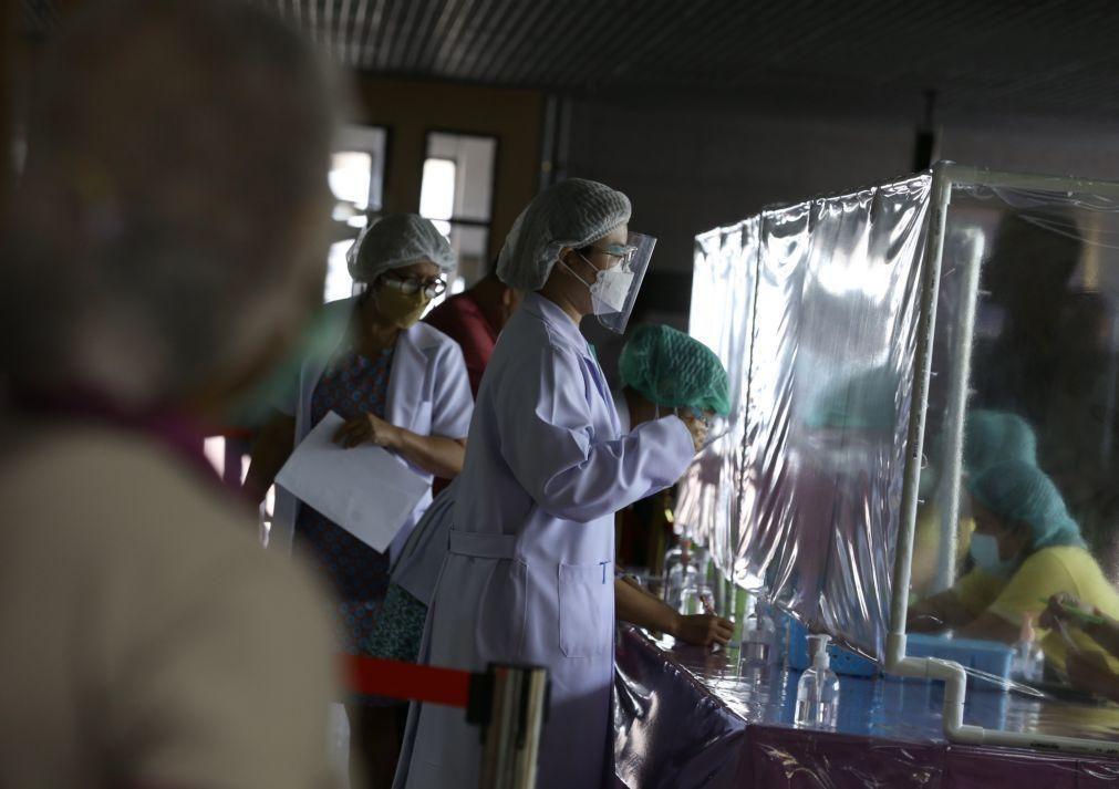 Covid-19: Doença já provocou 4.314.196 mortos desde o início da pandemia