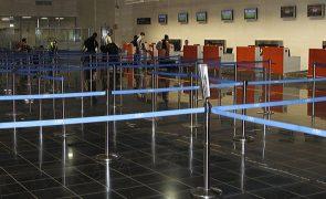 Brasileira detida em Cabo Verde com mais de 5 quilos de cocaína