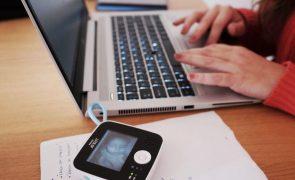 Covid-19: População em teletrabalho desce para 14,9% no segundo trimestre -- INE