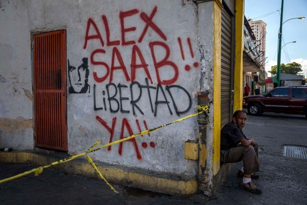Alex Saab apresenta queixa-crime contra PGR de Cabo Verde, um procurador e inspetores da PJ