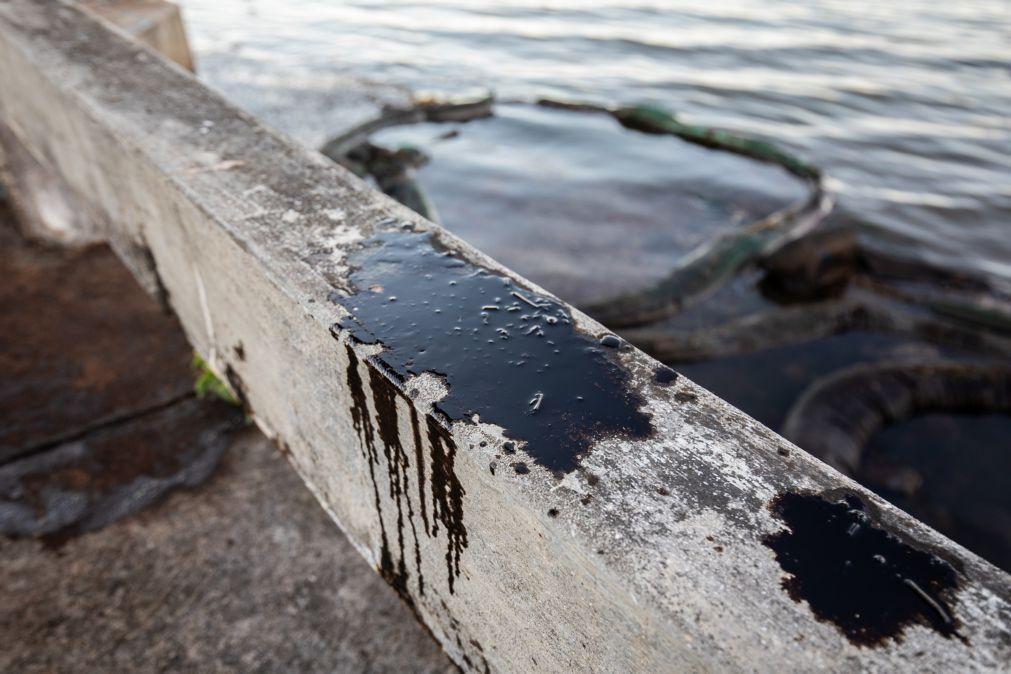 Derrame de crude em porto russo no mar Negro contamina 80 quilómetros quadrados