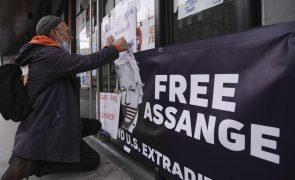 WikiLeaks: EUA defendem que saúde mental de Assange tem de ser avaliada