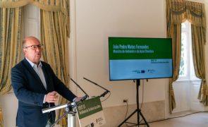 Governo disponibiliza 45 ME para a resiliência dos territórios face ao risco