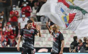 LC: Benfica recebe PSV em 18 de agosto e visita holandeses em 24 nos 'play-off'