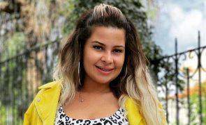 Sandrina Pratas mostra cabelo natural e desabafa: